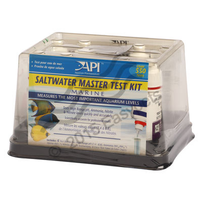 API Salt water Master Water Test Kit