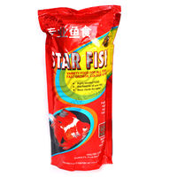 Star Fish - Fish Food (200 Grams) (Pack of 2)