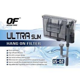 Ocean Free OF Ultra Slim hang on Filter US-02