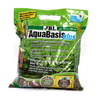 JBL Aquabasis Plus Aquarium Plant Nutrient Substrate (5 Litre)