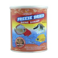 Aquav Freeze Dried Brine Shrimp (80 g) - Fish Food