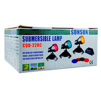 Sunsun Submersible Light CQD - 220C