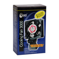 ANS High Speed Aquarium Cooling Fan 3000