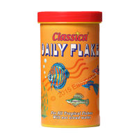 Classica Daily Flakes Fish Food (100 Grams)