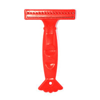 Easypets COATMaster Grooming Comb (Red)