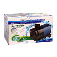 SunSun JTP - 16000 Frequency Variation Submersible Pump External Pump