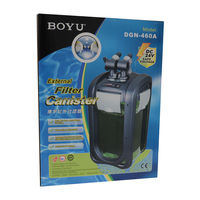 BOYU DGN-460A External filter / Canister Filter / Outside Filter