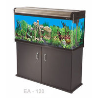 Boyu Large aquarium Fish Tank EA-120, tank with cabinet