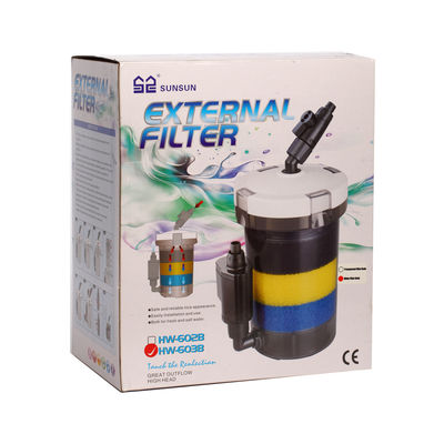 SunSun HW - 603B External filter / Canister Filter / Outside Filter / Nano Filter