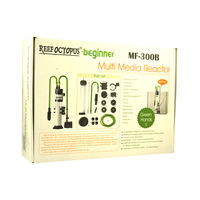 Reef Octopus MF300B Hang-On Media Reactor Kit with Pump