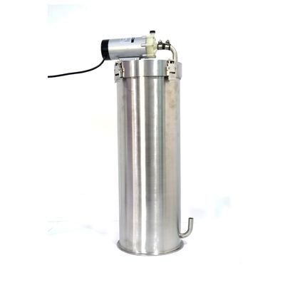 AquaB Superjet KD-150 Stainless Steel External filter Canister Filter Outside Filter