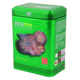Oceanfree FH-G1 pro head medium Flowerhorn Food, 120 g