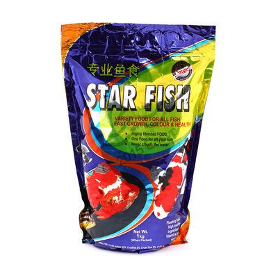Star Fish - Fish Food (1 Kilogram) , 1 mm, 3 mm