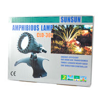 Sunsun CLD - 302 - Pond Light Amphibious LED Submersible Light