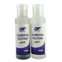 OCEAN FREE CALIBRATION SOLUTIONS PH4/7 100ML X 2