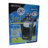 BOYU DGN-460 External filter / Canister Filter / Outside Filter
