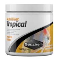 Seachem NutriDiet Tropical Flakes FISH FOOD 30GR