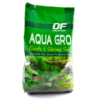 Ocean Free Aqua Gro Plants & Shrimp Soil, 8l