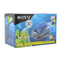 Boyu Aquatic Animal Air Pump S-2000