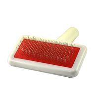 Easypets COATMaster Metal Pin Brush Medium (White Handle)