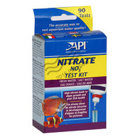 API Fresh Water / Salt Water Nitrate Test Kit NO3