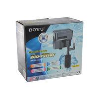 BOYU Water Fall Style Bio-Filter WF-2035 - Hang On filter