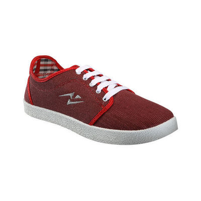 DUMMY-Yepme Men Red Canvas Casual Shoes - YPMFOOT7847, 7