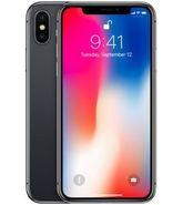 APPLE IPHONE X,  space gray , 256gb