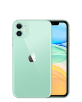 APPLE IPHONE 11,  green, 256gb