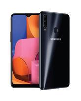 SAMSUNG GALAXY A20S A207F 32GB 4G DUAL SIM,  black