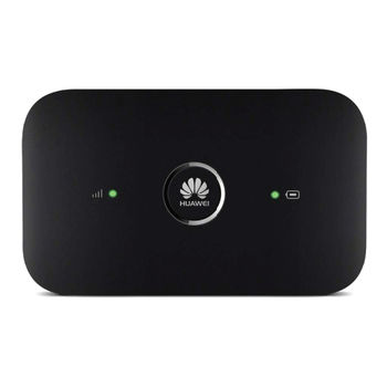 HUAWEI PORTABLE ROUTER E5573 4G,  black