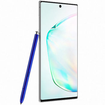 SAMSUNG NOTE 10,  white, 256gb