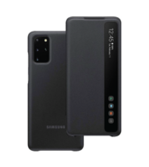 SAMSUNG GALAXY S20 PLUS CLEAR VIEW COVER BLACK