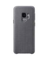 SAMSUNG GALAXY S9 BACK CASE HYPERKNIT,  grey