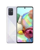 SAMSUNG GALAXY A71 A715F 128GB DUAL SIM,  silver