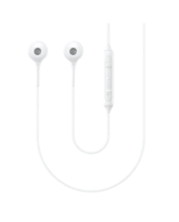 SAMSUNG IN EAR STEREO HEASDSET,  white
