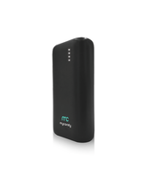 MYCANDY POWER BANK 6700MAH PB19 FG,  black