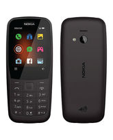 NOKIA 220 TA-1155 4G DUAL SIM,  black