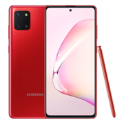 SAMSUNG GALAXY NOTE 10 LITE 128GB 4G DUAL SIM,  red