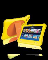 ALCATEL 8052 TKEE SMART TABLET KIDS 7IN 16GB WIFI,  yellow
