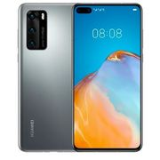 HUAWEI P40 128GB 5G,  silver frost