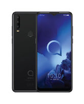 ALCATEL 3X 128GB, 128gb,  black