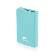 MYCANDY POWER BANK 10K MAH QC 3 PB20,  blue