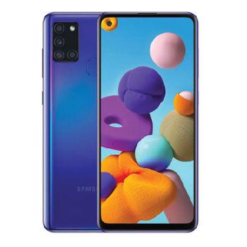 SAMSUNG GALAXY A21S A217F 64GB 4G DS,  blue