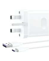 HUAWEI WALL CHARGER 40W CP84 WHITE