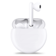 HUAWEI FREEBUDS 3 TRUE WIRELESS HEADPHONES,  white