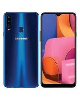 SAMSUNG GALAXY A20S A207F 32GB 4G DUAL SIM,  blue