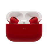 SWITCH PAINTED AIRPODS PRO,  ferrari red, matte