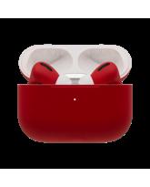 سويتش سماعات مطلية ايربودز برو من أبل لاسلكية, Matte,  Ferrari Red