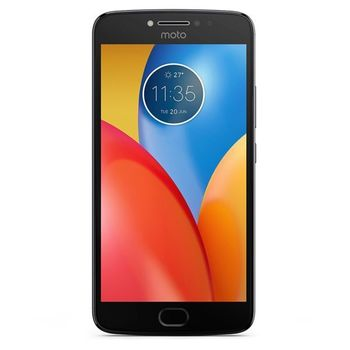 MOTOROLA E4 PLUS 16GB 4G DUAL SIM,  grey